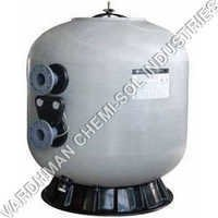 NL Series Commercial Filter With Nozzles