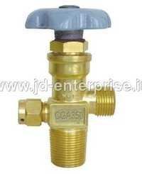 Brass Gas Cylinder Valves