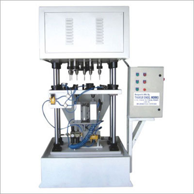Hydro Pneumatic Drilling Machine