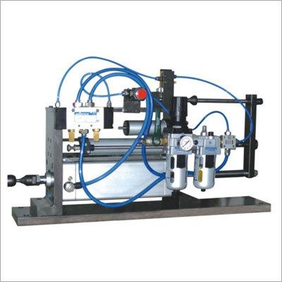 Hydro Pneumatic Linear Feed unit