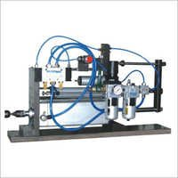 Hydro Pneumatic Linear Feed unit