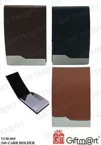 Leather Visiting Card Holder