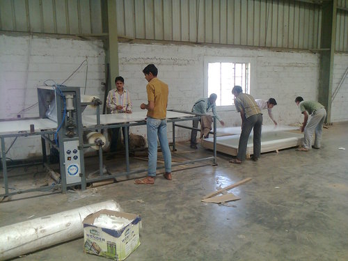 Prelam Particle Board Machinery