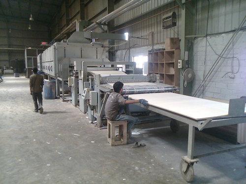 Prelam Particle Board Machine