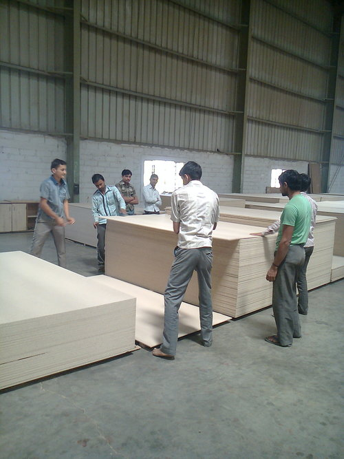 Prelam Particle Board Machine