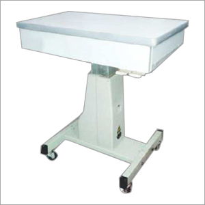 Motorized Table  With Drawer