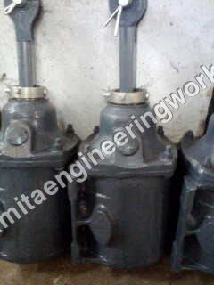 Railway Air Brake Cylinder