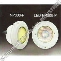 Plastic Underwater Light with Housing NP300-P