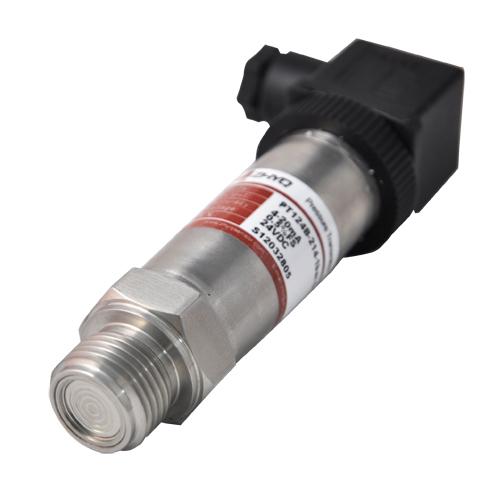 Corrugate diaphragm pressure transmitter