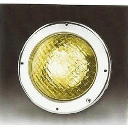 Stainless Steel Underwater Light With Housing