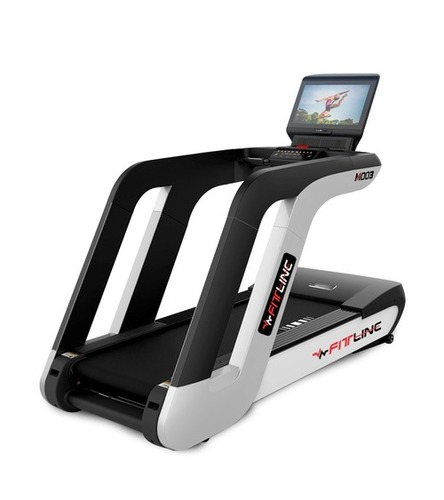 Fitline M003 commercial treadmill