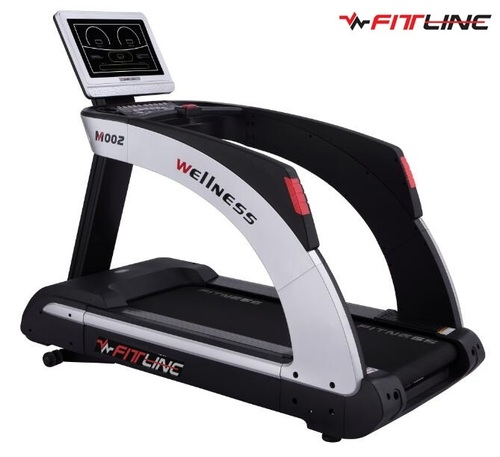 fitline M002 commercial treadmill