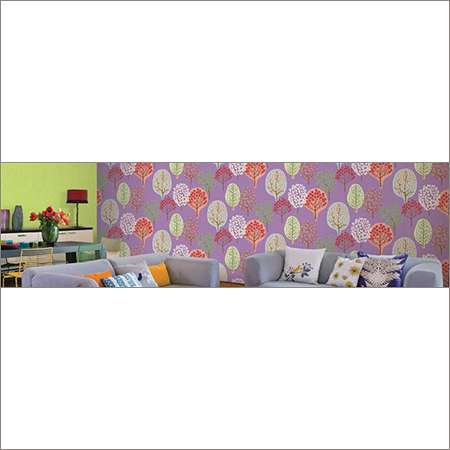 Duplex Embossed Wallpaper