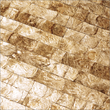 Mother of Pearl Tile Wallpaper