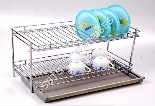 Disc rack stand