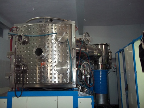 Pvd Coating Plant