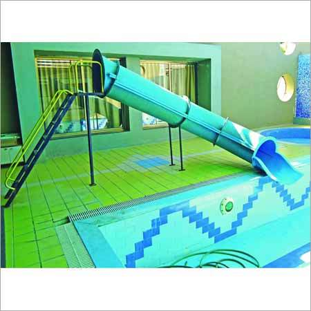 Water Ground Tube Slide