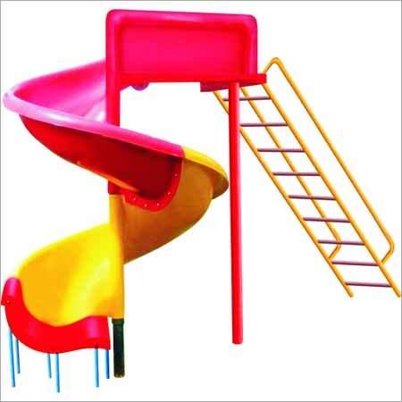 Spiral Slide (FRP)