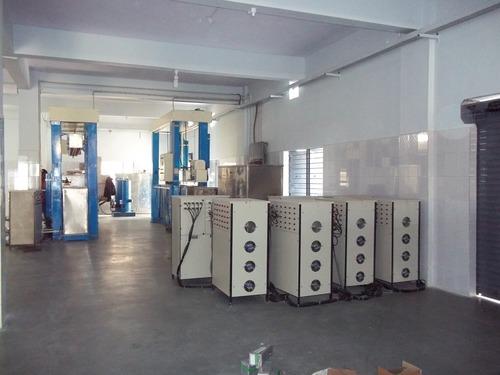 Ultrasonic Cleaning Conveyor System