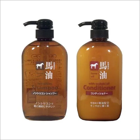 Horse Oil Hair Care Shampoo Conditioner