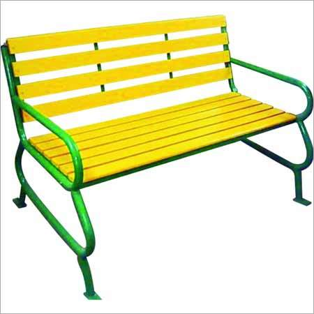 Garden Bench With Handle