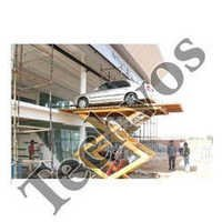 Scissor Type Car Lift