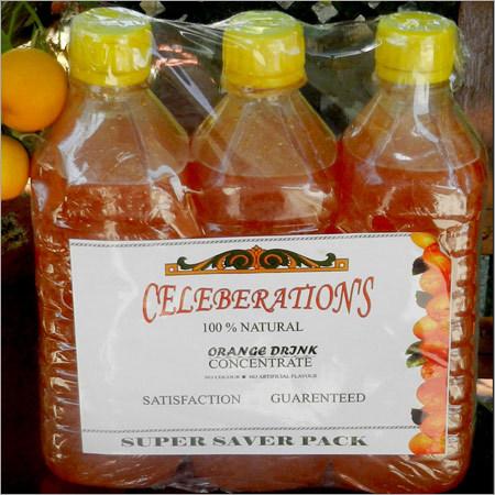 Concentrated Orange Juice