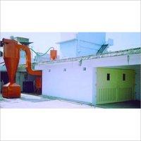 Hopper Less Blast Room Systems