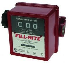 Fill Rite Oil Meter