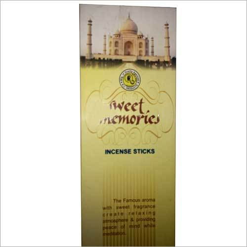 Sweet Memories Incense Sticks