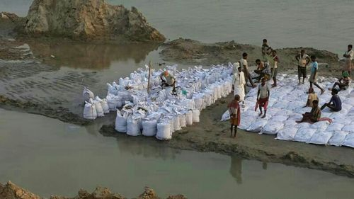Non Woven Geo Textile Bags