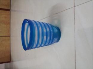 Transparent Plastic Glass