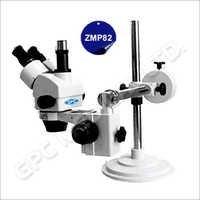 Trinocular Stereozoom Microscope