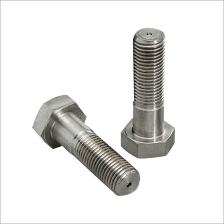 SS Hex Head Bolt