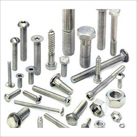 SS High Tensile Fasteners
