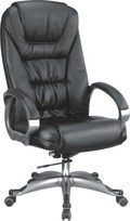 Revolving Leather Office Chairs
