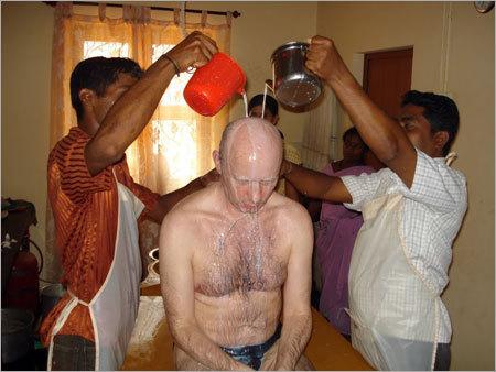 Ksheera Dhara Ayurvedic Treatment
