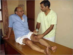 Knee Joint Therapy