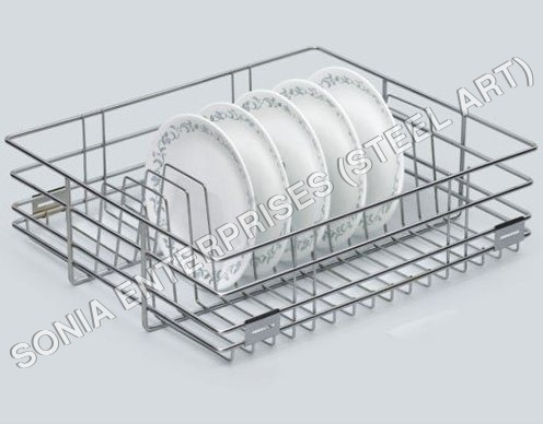 Plate / Thali Modular Basket