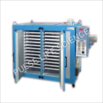 Trays Dryer without Trays and Trolleys