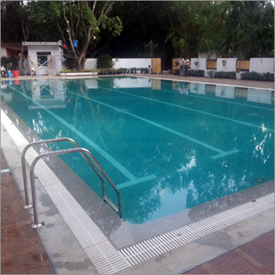 Swimming Pool Water Filtration