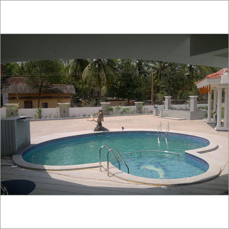 Swimming Pool Repairing