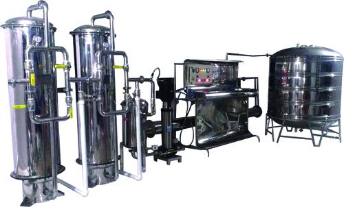 Turnkey Bottling Plant