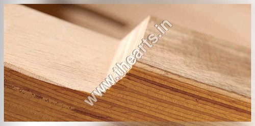 Transformer Densified Laminated Wood