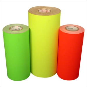 Fluorescent Paper Roll
