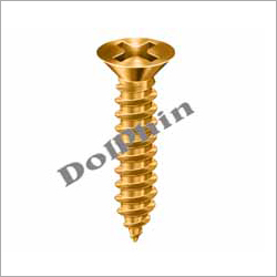 CSK Brass Screws