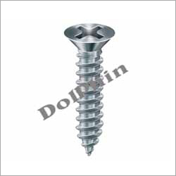 Nickel Plated Steel Screws