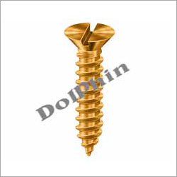 Slotted Self Tapping Screws