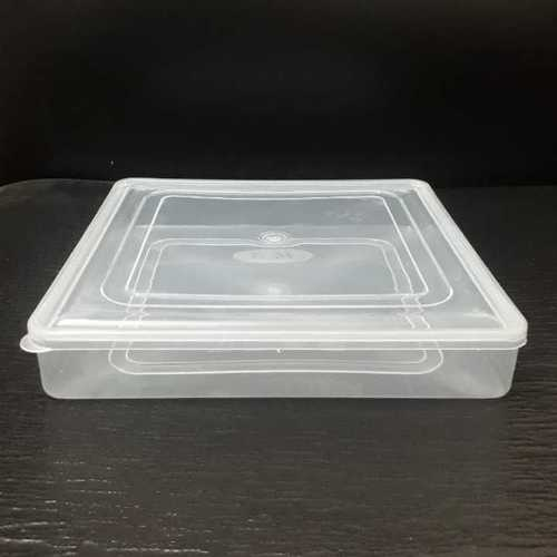 Triangle Plastic Box