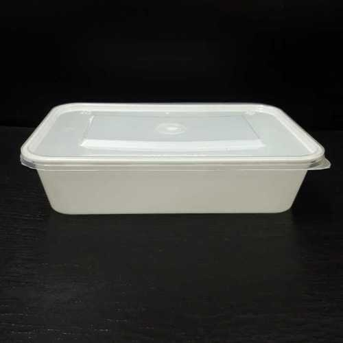 Rectangle Container 500 Ml